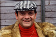 Only Fools And Horses. Del (David Jason). Copyright: BBC.