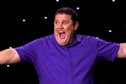 Peter Kay Live: The Tour That Didn't Tour - Tour. Peter Kay. Copyright: Goodnight Vienna Productions.