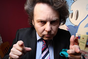 Rich Fulcher to pilot sitcom about an adult shop