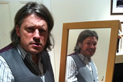 Richard Herring Me1 v Me2 Snooker. Richard Herring.