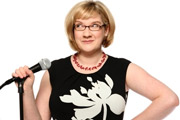 Sarah Millican: Chatterbox Live. Sarah Millican. Copyright: On The Box Productions.