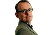 Sean Lock's 15 Minutes Of Misery. Sean (Sean Lock). Image credit: British Broadcasting Corporation.