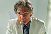 Simon Farnaby creates new golf sitcom for Radio 2