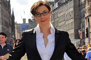 Sue Perkins' Big Night Out. Sue Perkins. Copyright: BBC.