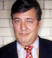 Absolute Power. Charles Prentiss (Stephen Fry). Image credit: British Broadcasting Corporation.