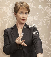 After You've Gone. Diana Neal (Celia Imrie). Copyright: BBC / Rude Boy Productions.