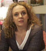 After You've Gone. Siobhan Casey (Amanda Abbington). Copyright: BBC / Rude Boy Productions.