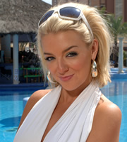 Benidorm. Brandy (Sheridan Smith). Image credit: Tiger Aspect Productions.