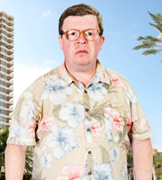 Benidorm. Clive Dyke (Perry Benson). Image credit: Tiger Aspect Productions.