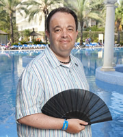 Benidorm. Gavin (Hugh Sachs). Image credit: Tiger Aspect Productions.