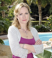 Benidorm. Kate Weedon (Abigail Cruttenden). Image credit: Tiger Aspect Productions.