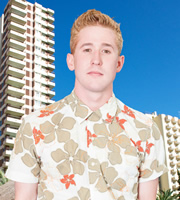 Benidorm. Liam (Adam Gillen). Image credit: Tiger Aspect Productions.