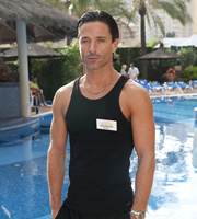 Benidorm. Mateo (Jake Canuso). Image credit: Tiger Aspect Productions.