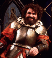Blackadder. King Richard IV (Brian Blessed). Copyright: BBC / Tiger Aspect Productions.