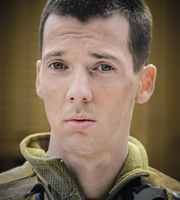 Bluestone 42. Rocket (Scott Hoatson). Copyright: BBC.