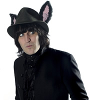 Never Mind The Buzzcocks. Noel Fielding. Copyright: TalkbackThames / BBC.
