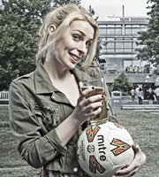 Campus. Nicole Huggins (Sara Pascoe). Image credit: Monicker Pictures.