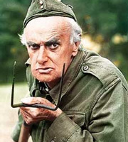 Dad's Army. Private Frazer (John Laurie). Copyright: BBC.