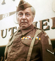 Dad's Army. Lance Corporal Jones (Clive Dunn). Copyright: BBC.