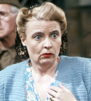 Dad's Army. Mrs. Pike (Janet Davies). Copyright: BBC.