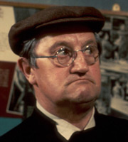 Dad's Army. The Verger (Edward Sinclair). Copyright: BBC.
