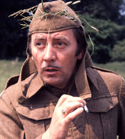 Dad's Army. Private Walker (James Beck). Copyright: BBC.