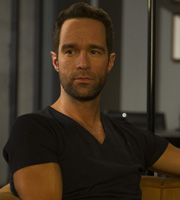 Episodes. Castor Sotto (Chris Diamantopoulos). Copyright: Hat Trick Productions / BBC.