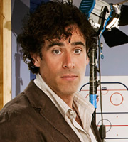 Episodes. Sean Lincoln (Stephen Mangan). Copyright: Hat Trick Productions / BBC.