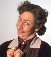 Father Ted. Mrs Doyle (Pauline McLynn). Copyright: Hat Trick Productions.
