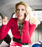 Free Agents. Emma Phillips (Sara Pascoe). Copyright: Big Talk Productions / Bwark Productions.