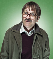Friday Night Dinner. Jim (Mark Heap). Copyright: Popper Pictures / Big Talk Productions.