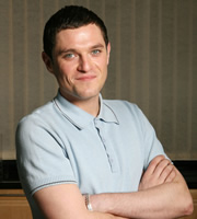 Gavin & Stacey. Gavin (Mathew Horne). Image credit: Baby Cow Productions.