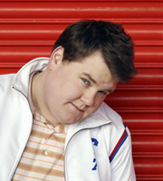 Gavin & Stacey. Smithy (James Corden). Copyright: Baby Cow Productions.