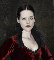 Terry Pratchett's Going Postal. Adora Belle Dearheart (Claire Foy). Copyright: The Mob Film Co.