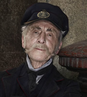 Terry Pratchett's Going Postal. Tolliver Groat (Andrew Sachs). Copyright: The Mob Film Co.