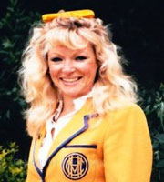 Hi-De-Hi!. April Wingate (Linda Regan). Copyright: BBC.