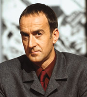 Have I Got News For You. Angus Deayton. Copyright: BBC / Hat Trick Productions.