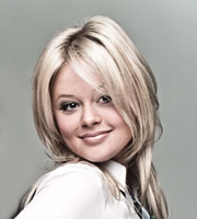 The Inbetweeners. Charlotte Hinchcliffe (Emily Atack). Copyright: Bwark Productions.