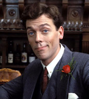 Jeeves And Wooster. Bertie Wooster (Hugh Laurie). Copyright: Picture Partnership Productions.