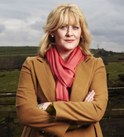Last Tango In Halifax. Caroline (Sarah Lancashire). Copyright: Red Production Company.