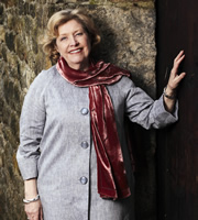 Last Tango In Halifax. Celia (Anne Reid). Copyright: Red Production Company.