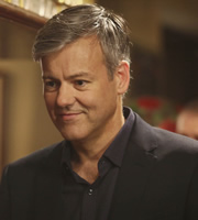 Last Tango In Halifax. Gary (Rupert Graves). Image credit: Red Production Company.