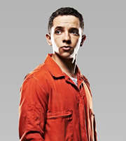 Misfits. Finn (Nathan McMullen). Copyright: Clerkenwell Films.