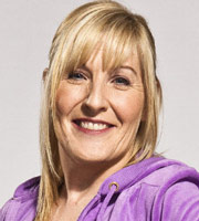 Mrs. Brown's Boys. Cathy Brown (Jennifer Gibney). Image credit: British Broadcasting Corporation.