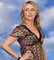 Mutual Friends. Jen Grantham (Keeley Hawes). Copyright: Hat Trick Productions.