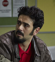 My Mad Fat Diary. Karim (Bamshad Abedi-Amin). Copyright: Tiger Aspect Productions.