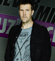 Never Mind The Buzzcocks. Rhod Gilbert. Image credit: TalkbackThames.
