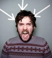Nick Helm. Copyright: Alan Peebles / BBC.