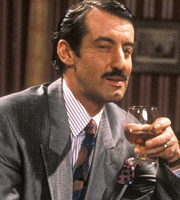 Only Fools And Horses. Boycie (John Challis). Image credit: British Broadcasting Corporation.