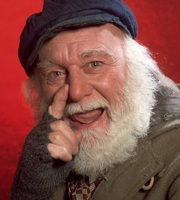 Only Fools And Horses. Uncle Albert (Buster Merryfield). Copyright: BBC.